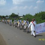 Shantidoot Youth Cycle Yatra 01
