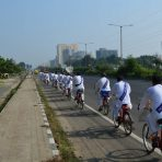 Shantidoot Youth Cycle Yatra 07