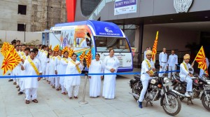 Launching - Youth Bus Campaign - Ahmedabad (13 Aug 2017) (64)