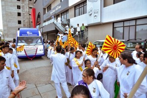 Launching - Youth Bus Campaign - Ahmedabad (13 Aug 2017) (70)